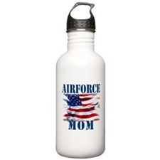 Airforce Mom Water Bottle