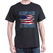 Airforce Daughter T-Shirt