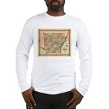 Arkansas 1854.jpg Long Sleeve T-Shirt