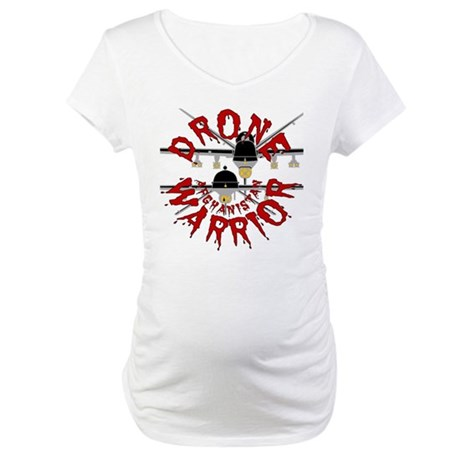 Drone Warrior Maternity T-Shirt