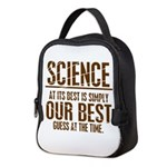 Science at Its Best Neoprene Lunch Bag