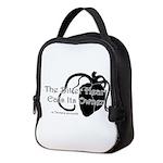 The Bitter Heart Neoprene Lunch Bag