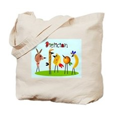 dietician birds 3 Tote Bag