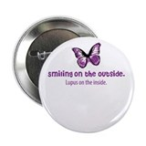 "lupus awareness shirt 2.25"" Button"