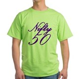Nifty Fifty, 50th T-Shirt