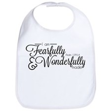 Fearfully & Wonderfully made Bib