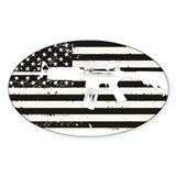 AMERICA Decal