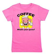 FIN-coffee-quota.png Girl's Tee