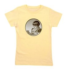 FIN-child-saying-grace.png Girl's Tee