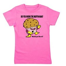 FIN-muffin-man.png Girl's Tee