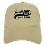 Awesome Since 1984 Baseball Cap