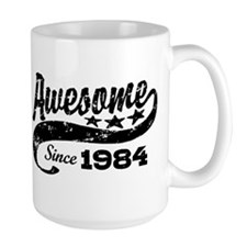 Awesome Since 1984 Coffee Mug