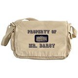 Mr. Darcy Messenger Bag