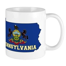 Pennsylvania Flag Mug