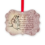 Northanger Abbey Friend Quote Ornament