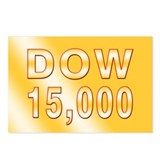 DOW 15000 Postcards (Package of 8)