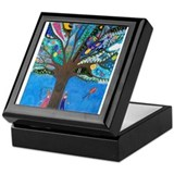 Tree of life Keepsake Boxes
