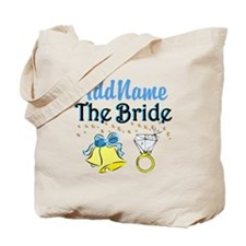 LOVELY BRIDE Tote Bag