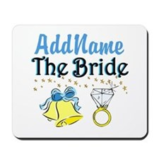 LOVELY BRIDE Mousepad