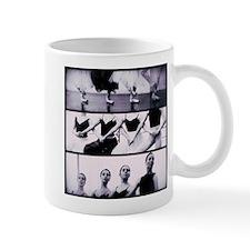 Four Cygnets Rehearsing Mug