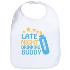 Drinking Buddy Bib