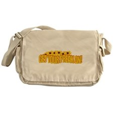 Get Your Preak On! Messenger Bag
