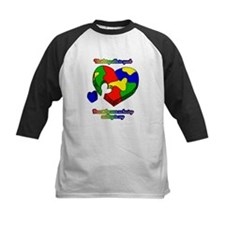 Speak up for Autism Support Baseball Jersey