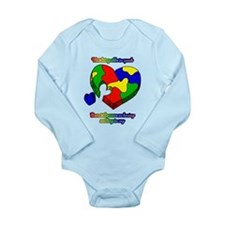 Speak up for Autism Support Body Suit