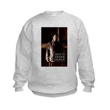 Back To Frank Black Book Cover Sweatshirt