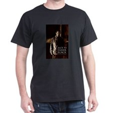 Back To Frank Black Book Cover T-Shirt