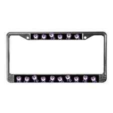 Dark Little Ophelia License Plate Frame