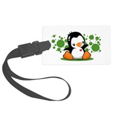 Cute Penguin (11) Luggage Tag
