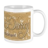 Dibs on Darcy Coffee Mug
