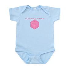 I'd Critically Hit That - Pink Infant Bodysuit