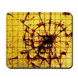 Shattered glass Mousepad