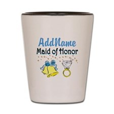 MAID OF HONOR Shot Glass