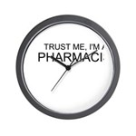 Trust Me, Im A Pharmacist Wall Clock