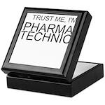 Trust Me, Im A Pharmacy Technician Keepsake Box
