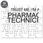 Trust Me, Im A Pharmacy Technician Puzzle