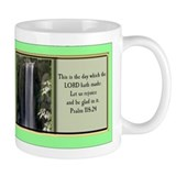 Psalm 118:24  Mug