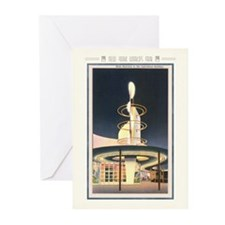 Operations Building Pylon Cards (10 Pack)