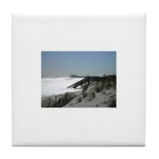 Ortley Beach Tile Coaster