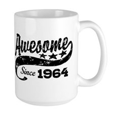 Awesome Since 1964 Ceramic Mugs