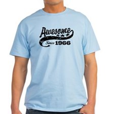 Awesome Since 1966 T-Shirt