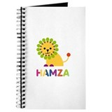 Hamza Loves Lions Journal