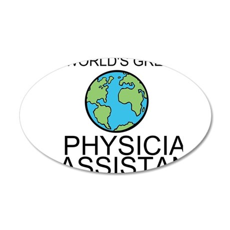 Worlds Greatest Physician Assistant Wall Decal
