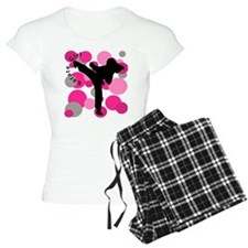 Karate Girl pajamas