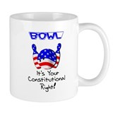 Exercise Your Right Exercise Your Right Small Mug