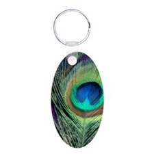 Peacock Purple Orton Keychains