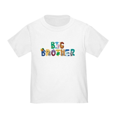 Big brother t by walkingribbon for Big brother shirts for toddlers carters